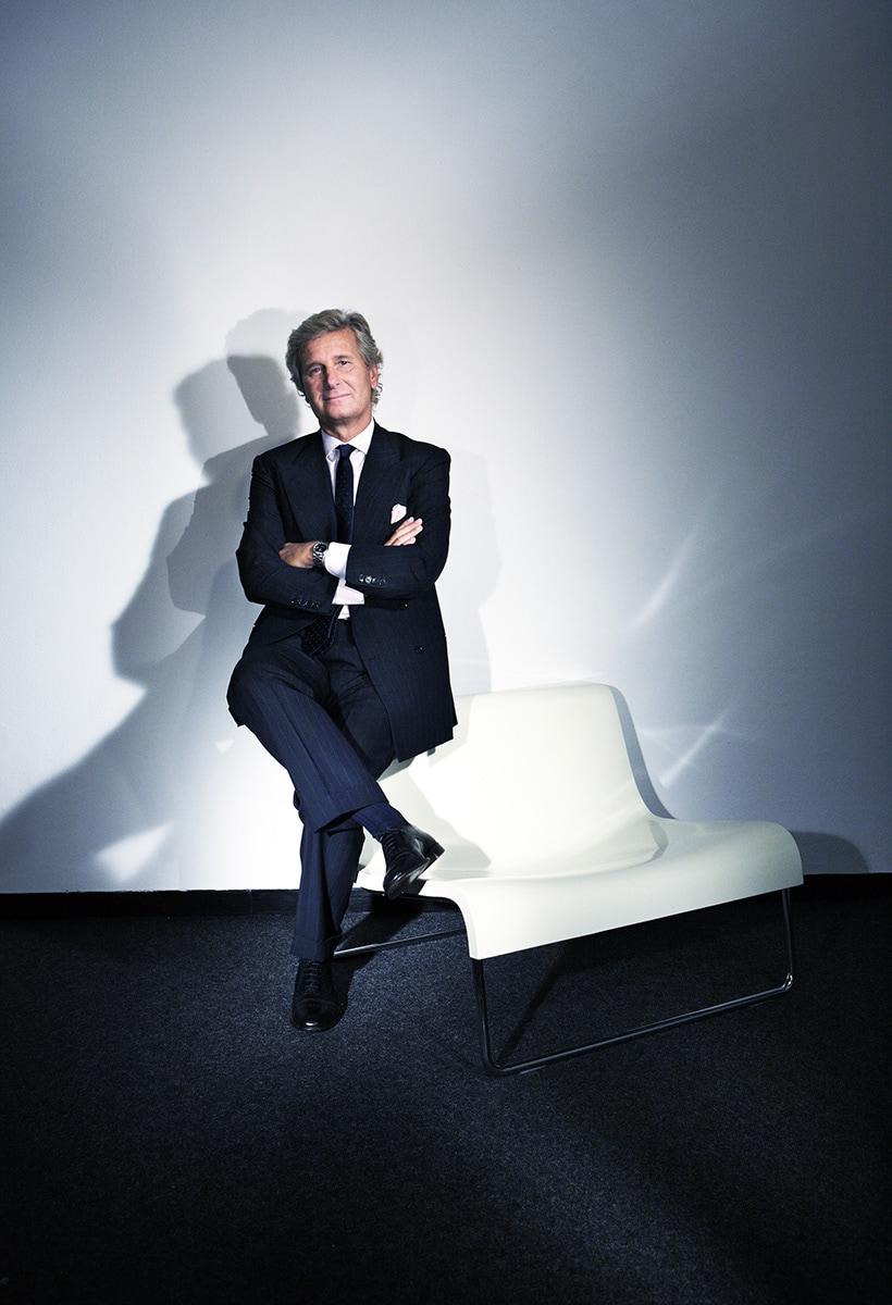Salone a settembre: parla Claudio Luti