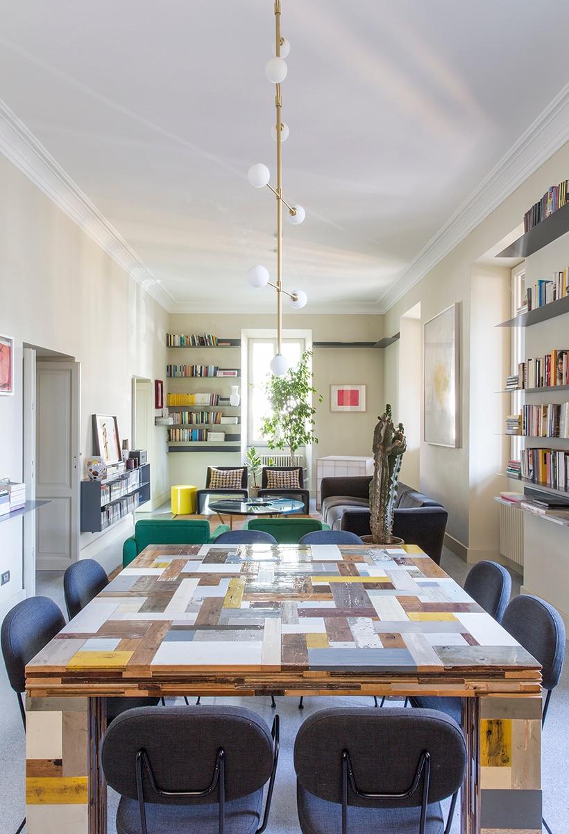La casa del design d'autore