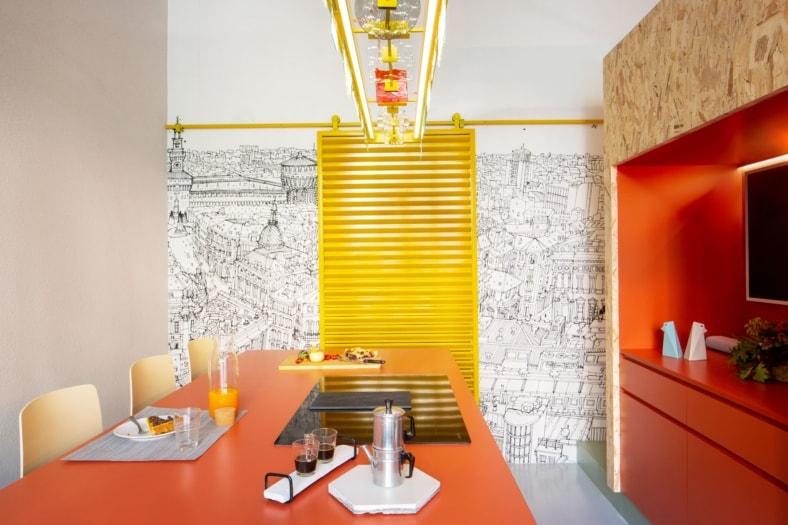 POSThome – Kitchen and Entrance Area – Photo credit Chiara Cadeddu-min