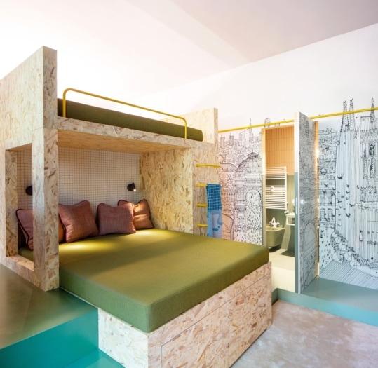 POSThome – Sleep Area – Photo credit Chiara Cadeddu-min