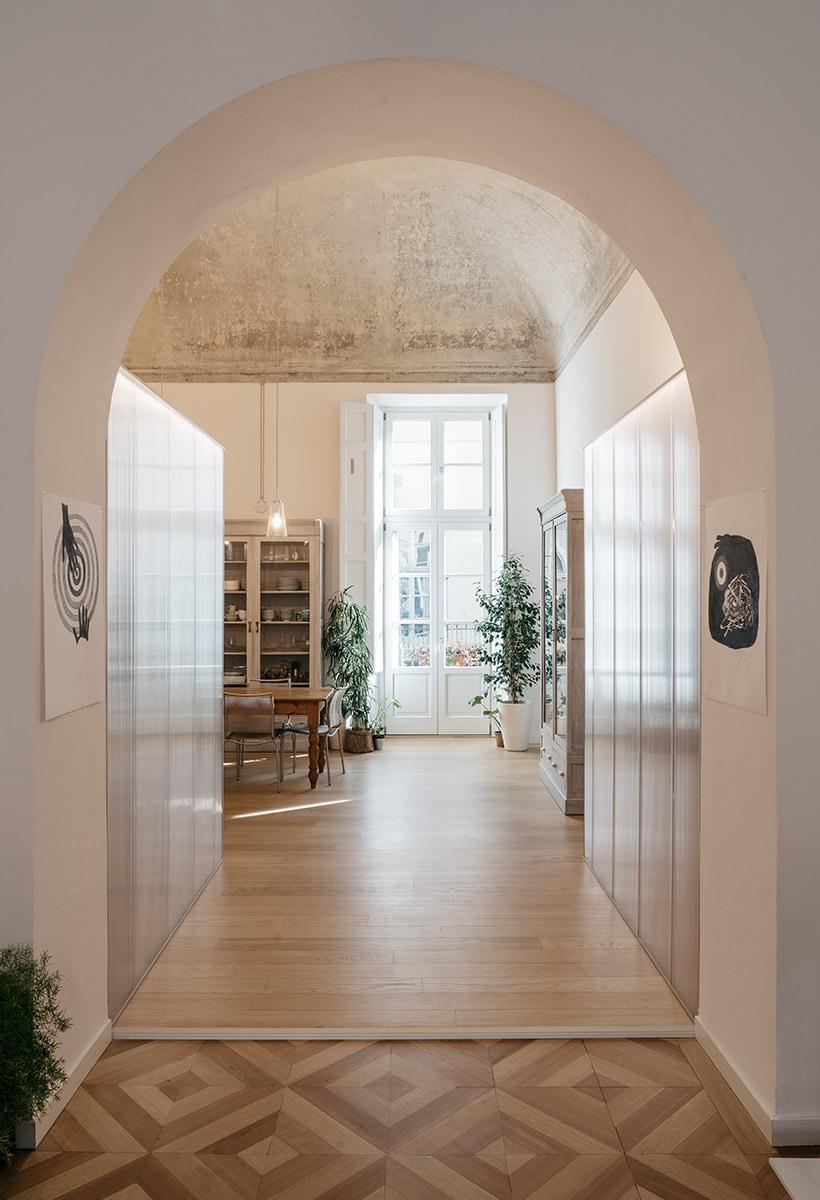 L'interior design che riscopre la storia