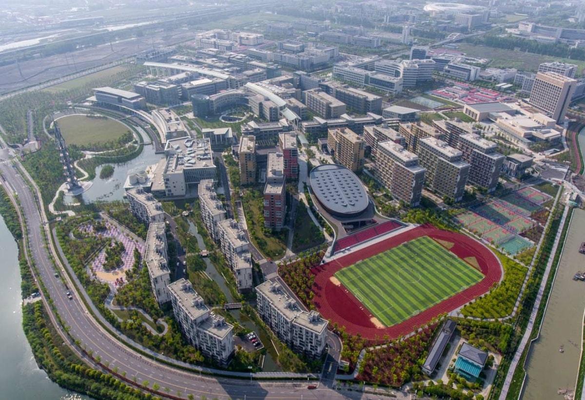 shanghai tech 36