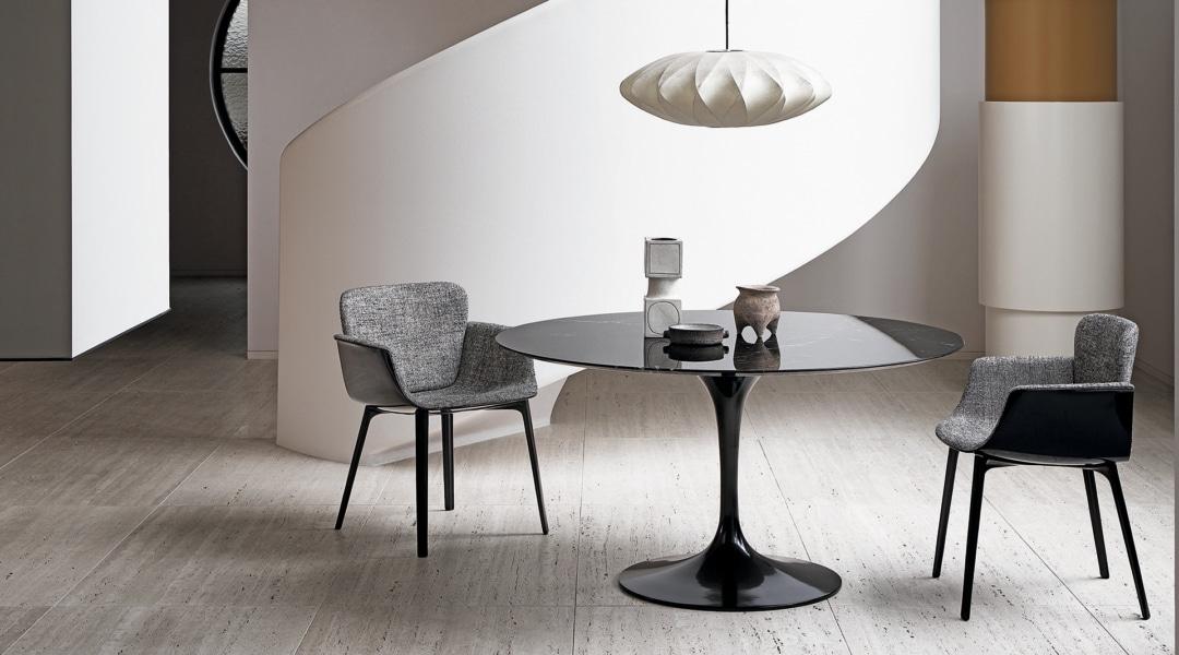 1.KNOLL_KN06 Armchair _design Piero Lissoni_ph Federico Cedrone dim