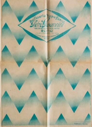 11_Nicholay Diulgheroff_carta pasticceria Vapoforni Pietro Giovanni Roma_1932c