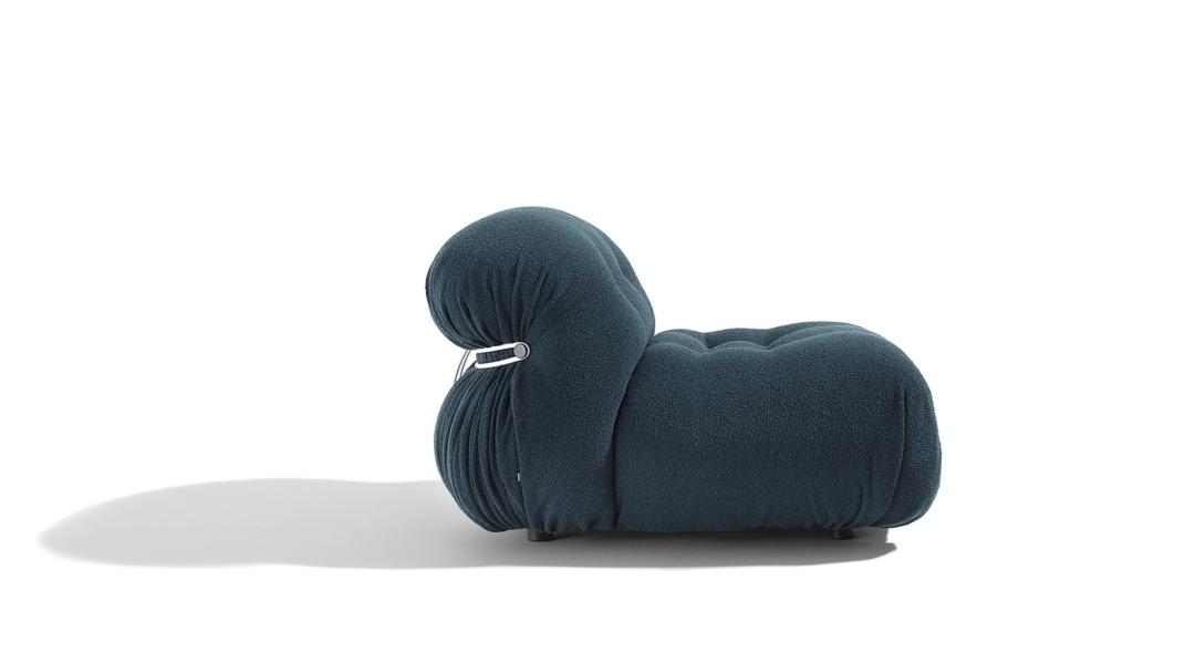 2_CASSINA_Soriana armchair_Afra_Tobia Scarpa