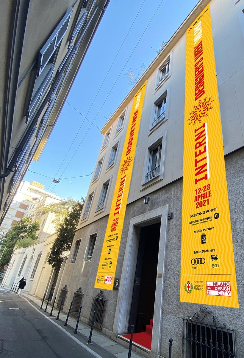Torna Interni Designer's Week® Milano
