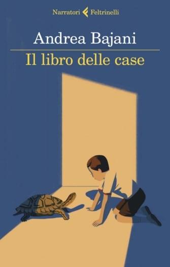 Bajani_Il libro delle case_cover
