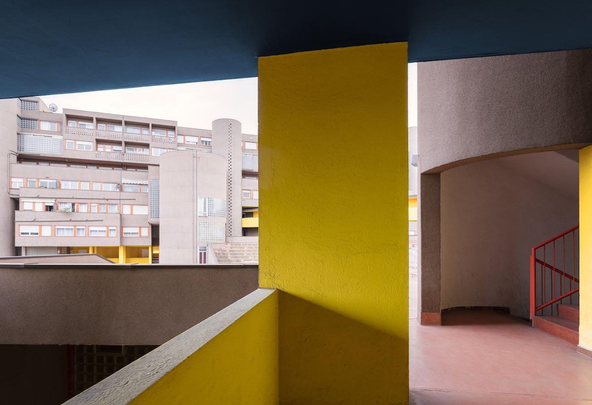 Carlo Aymonino_Studio Ayde_Quartiere_Gallaratese_foto_Paolo_Rosselli