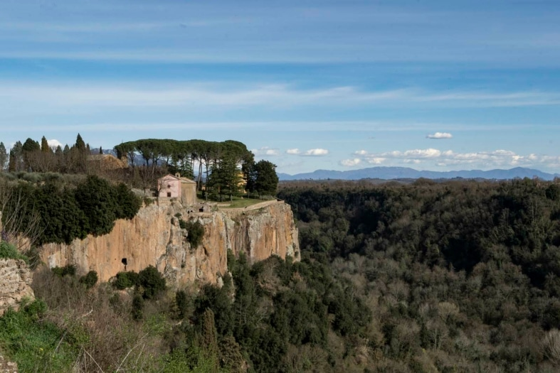 Castel sant Elia