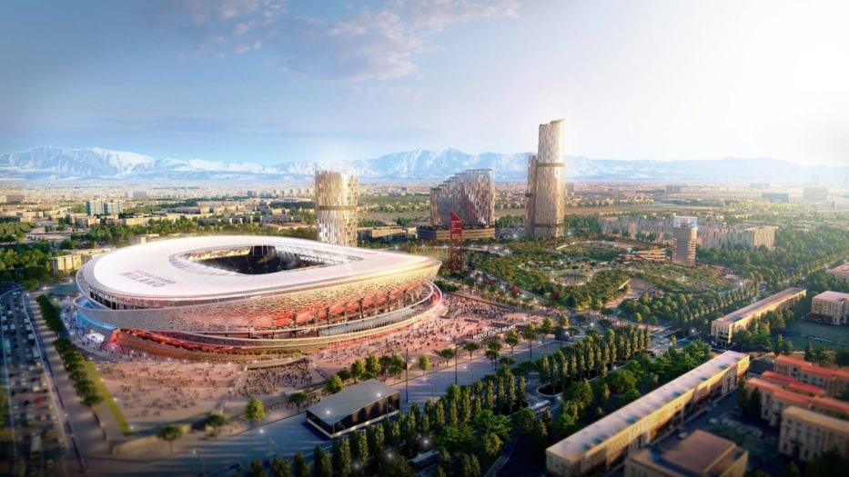 Nuovo Stadio Milano – Masterplan (10)