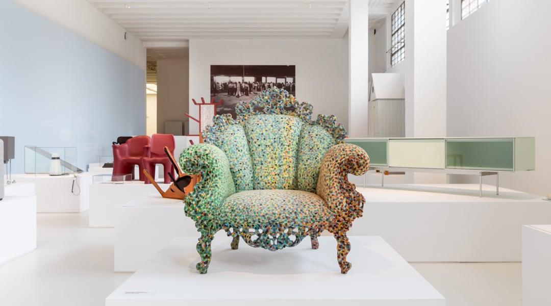 Triennale Museo del Design Italiano- © Triennale Milano - foto Gianluca Di Ioia dim