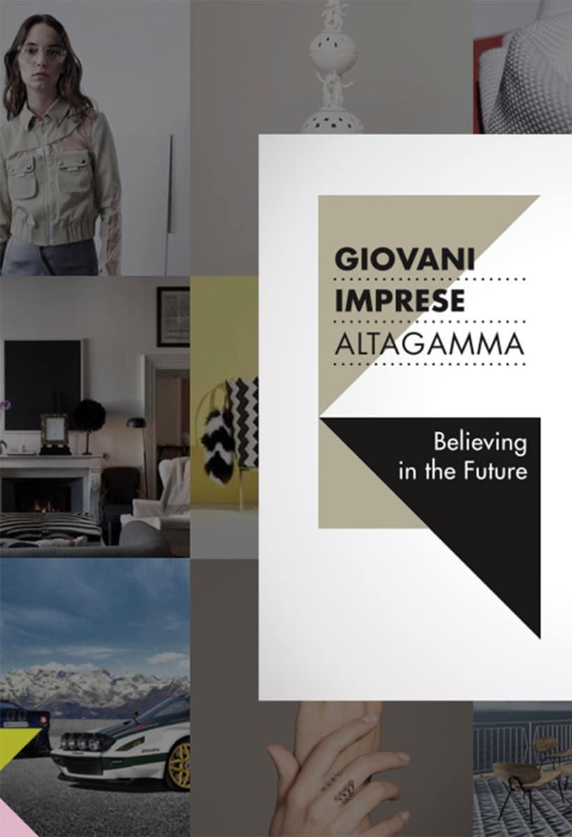 Premio Giovani Imprese Altagamma 2021
