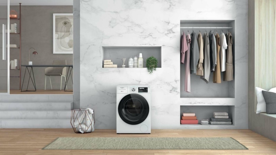 lavatrice Supreme Silence di Whirlpool