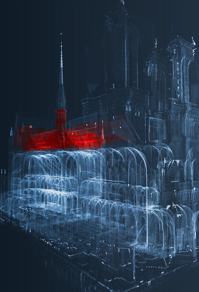 Livio De Luca: ecco la nuova Notre Dame