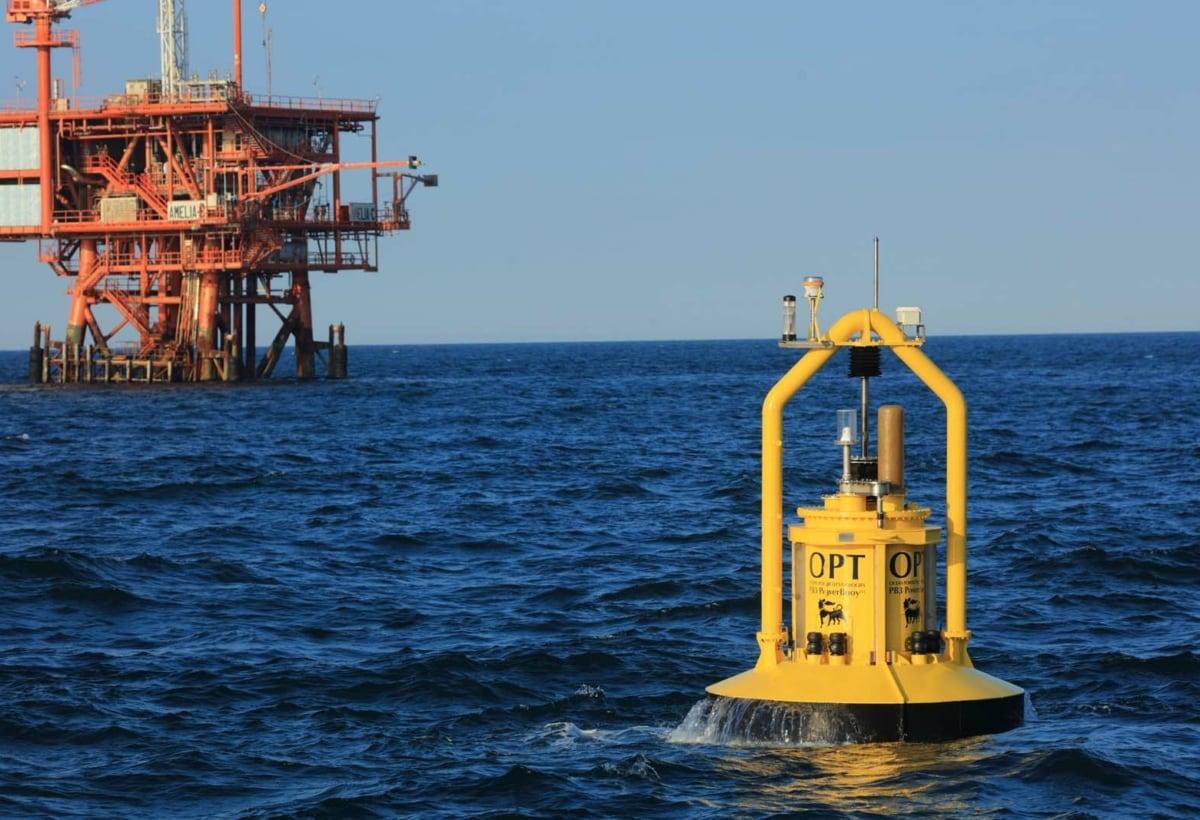 power buoy
