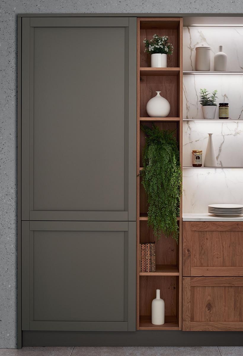 Veneta Cucine: più spazio e modularità