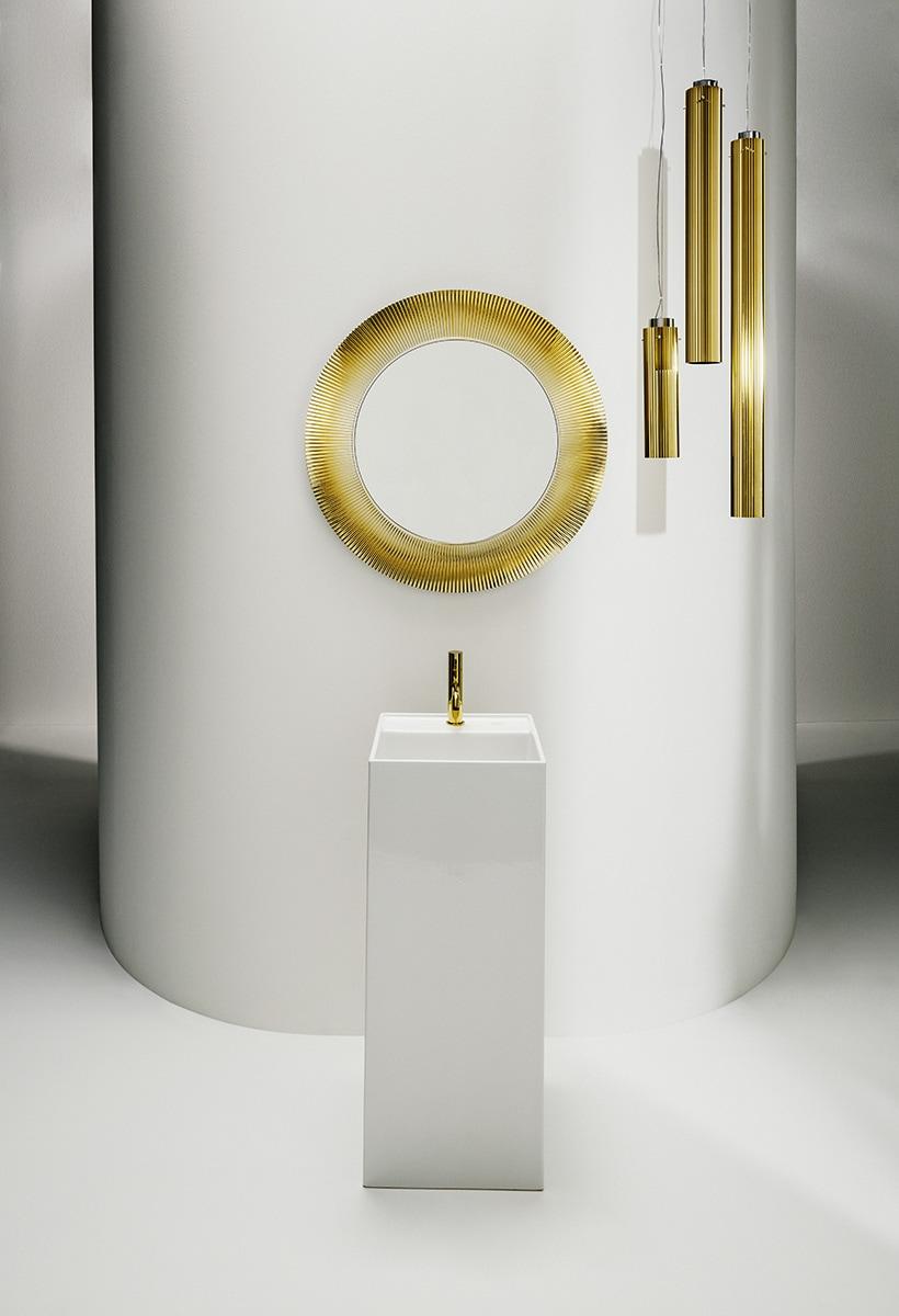 Kartell by Laufen: il bagno in libertà