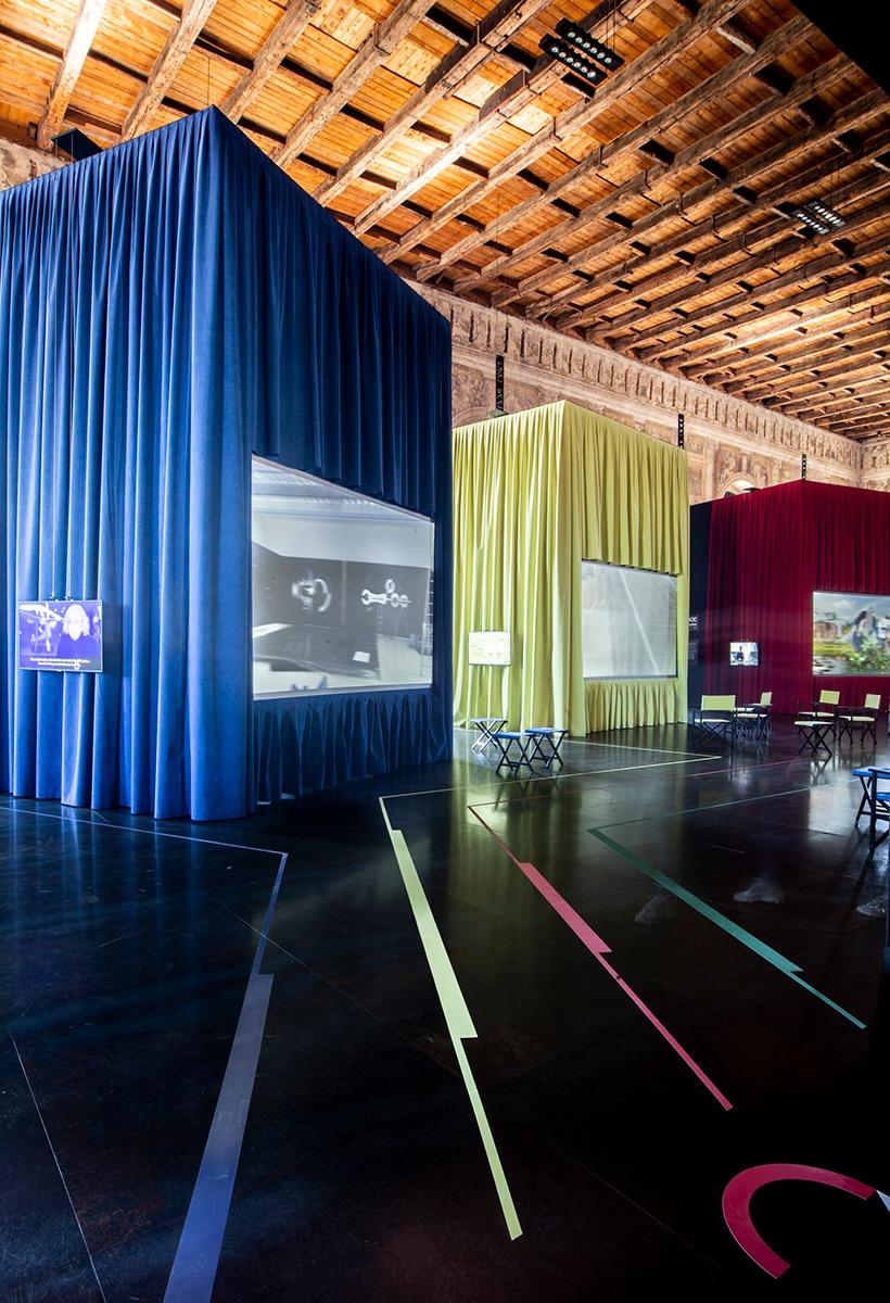 Studio Visit di Alcantara: una mostra sul fare mostre