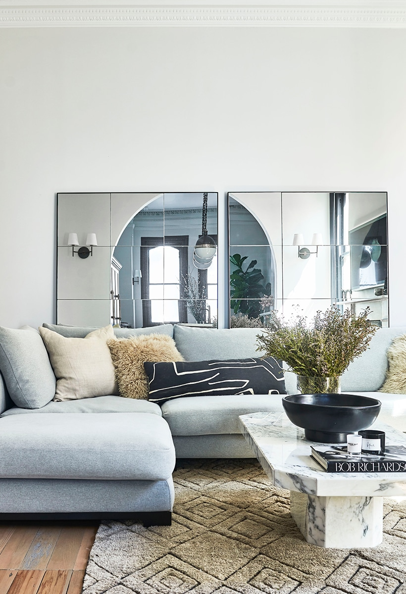 Fashion interior a Sydney: la casa di Jillian Dinkel