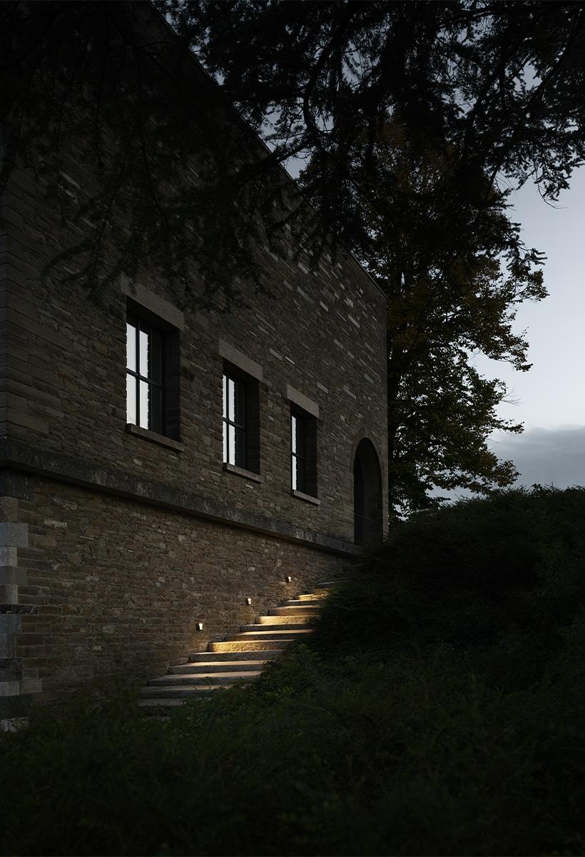 L'architettura illuminata