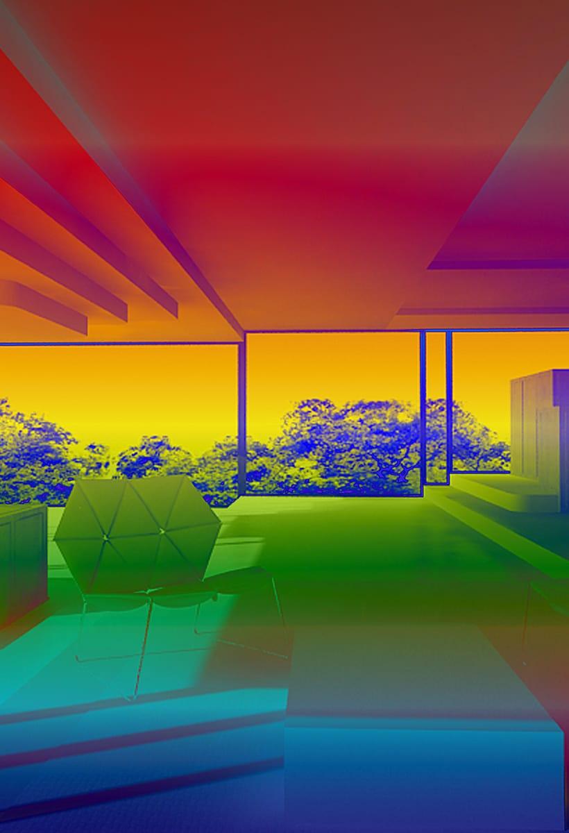 Philippe Rahm, l'interior design è la chiave per una casa sostenibile