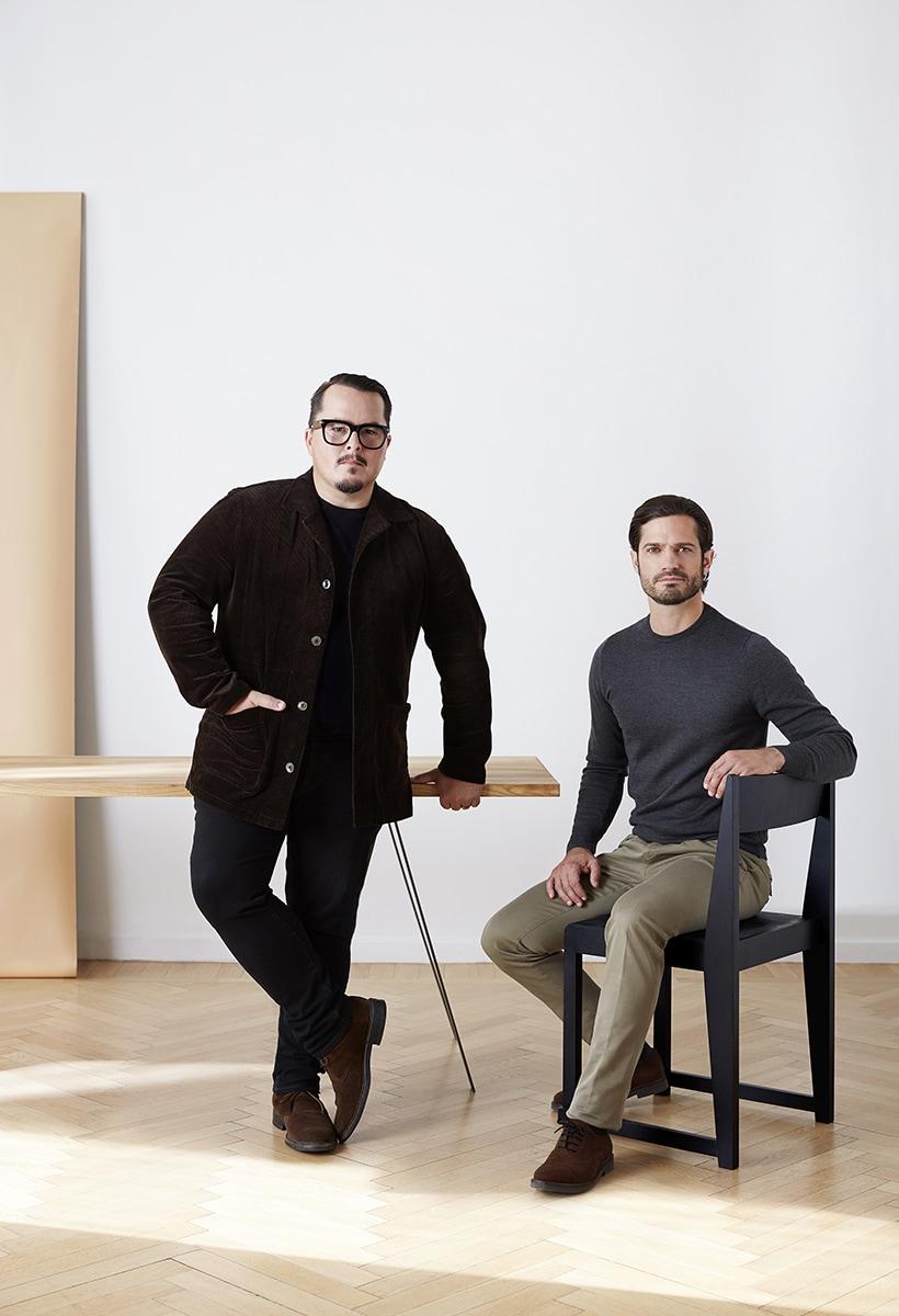 Design svedese: il principe e il suo socio