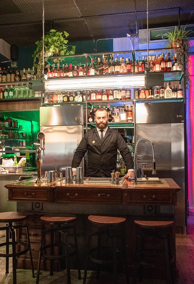 Domenico Carella: come si progetta un locale (per cocktail)