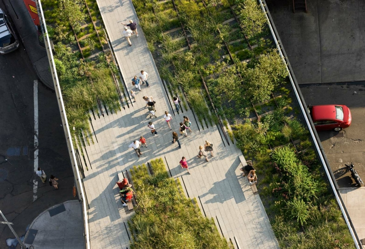 03_High Line_Photography by Iwan Baan