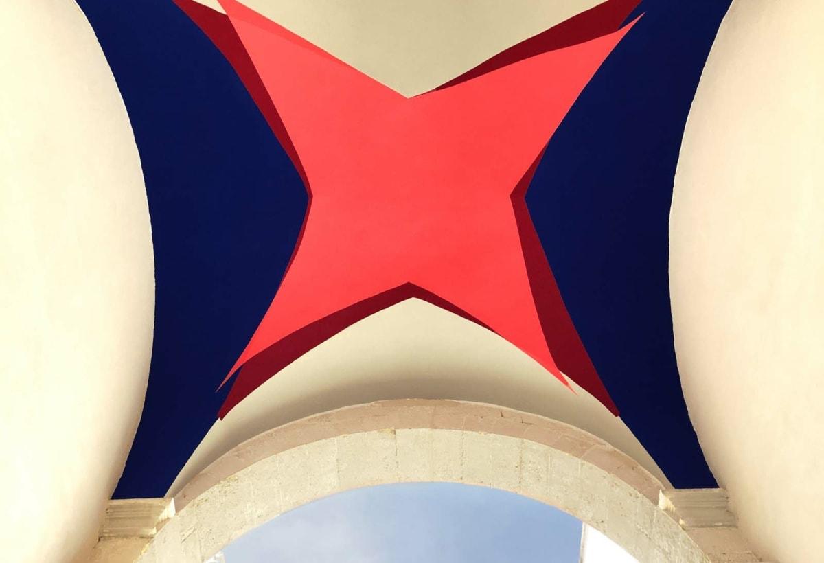 ATEN AF 2020, environmental installation, Distilia Dimora Salentina, San Cesario di Lecce
