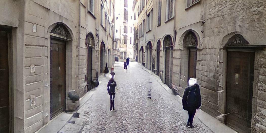 Bergamo – Strolling Cities by Mauro Martino and Politecnico di Milano – Photo by Mauro Martino