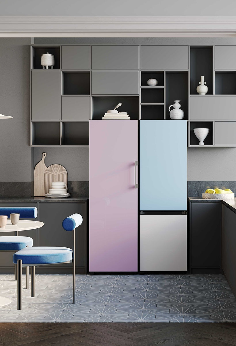 Samsung BESPOKE, un frigorifero per tutta la vita