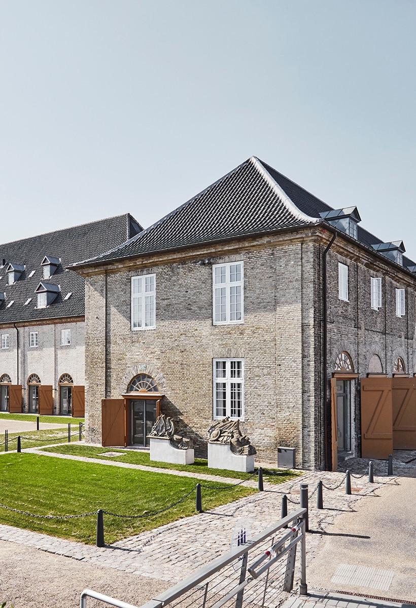 Design Holding a Copenhagen: sei marchi e un solo tetto
