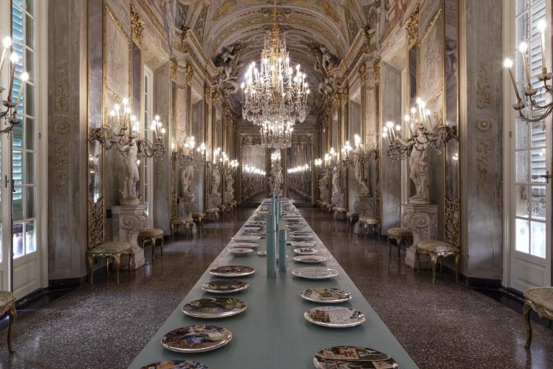 Diario di un designer. Sessantanove giorni nel segno di Vito Nesta – Exhibition view Palazzo Reale di Genova – photo credit Andrea Pedretti