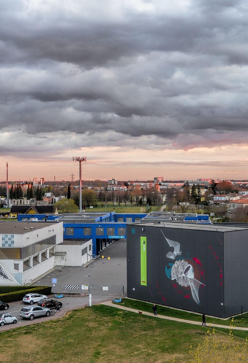 A Padova e Mantova si parla di arte urbana