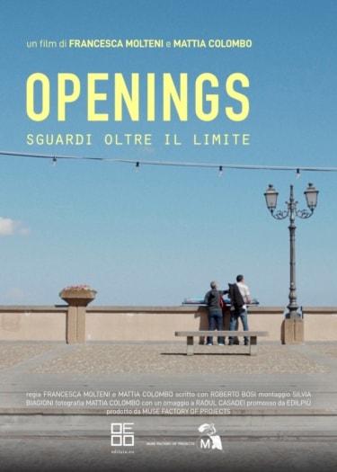 Openings – sguardi oltre il limite di Francesca Molteni e Mattia Colombo_poster