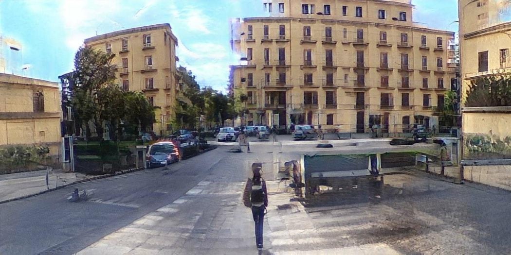 Rome – Strolling Cities by Mauro Martino and Politecnico di Milano – Photo by Mauro Martino