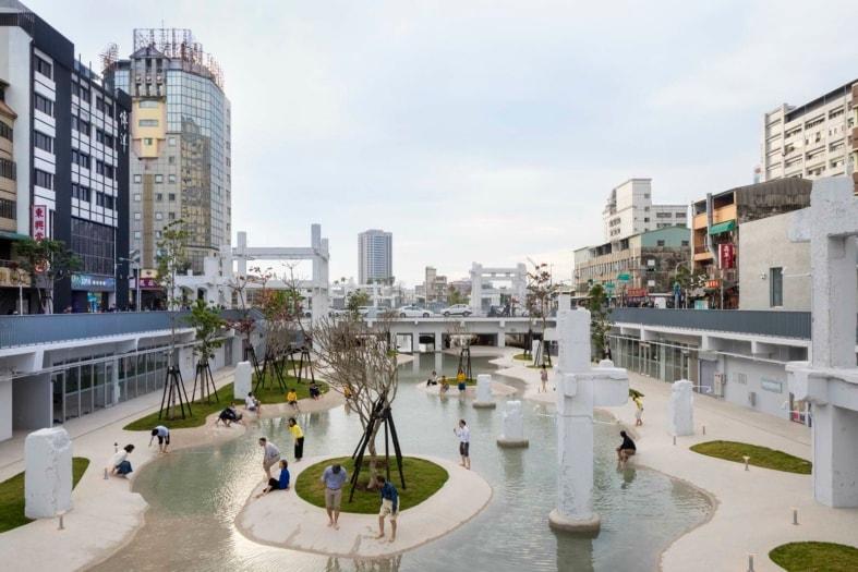 Tainan Square revitalisation MVRDV – photo Daria Scagliola-2