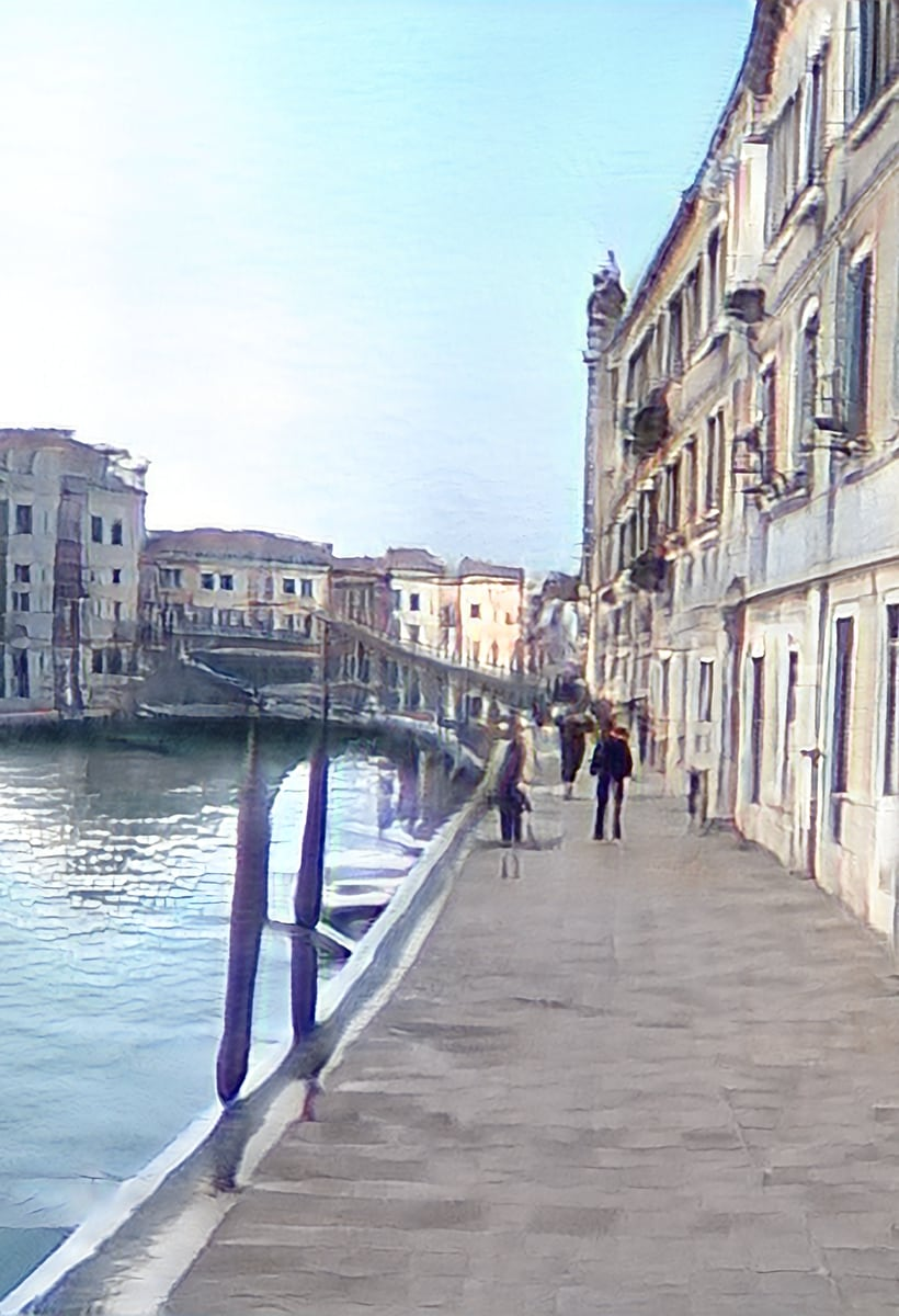 Strolling Cities: c'è poesia nell'AI