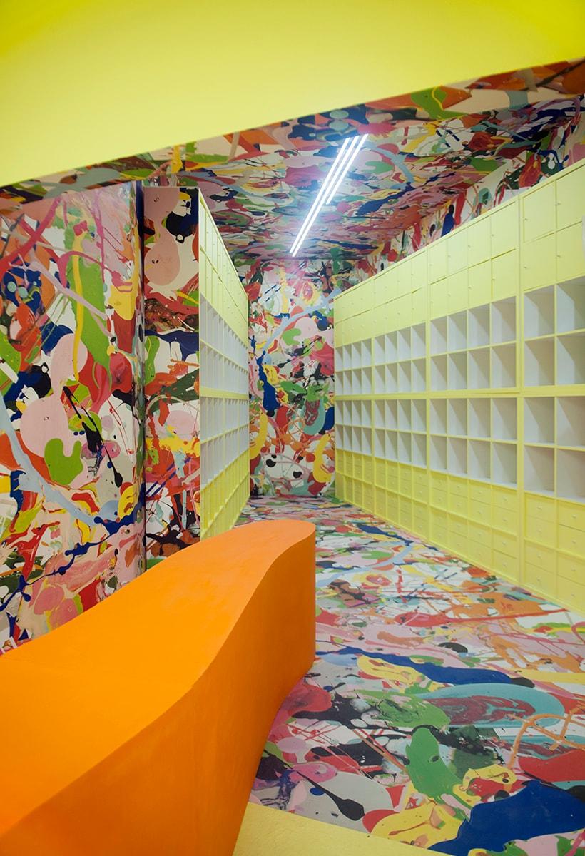 Pachamama: un interior di total design