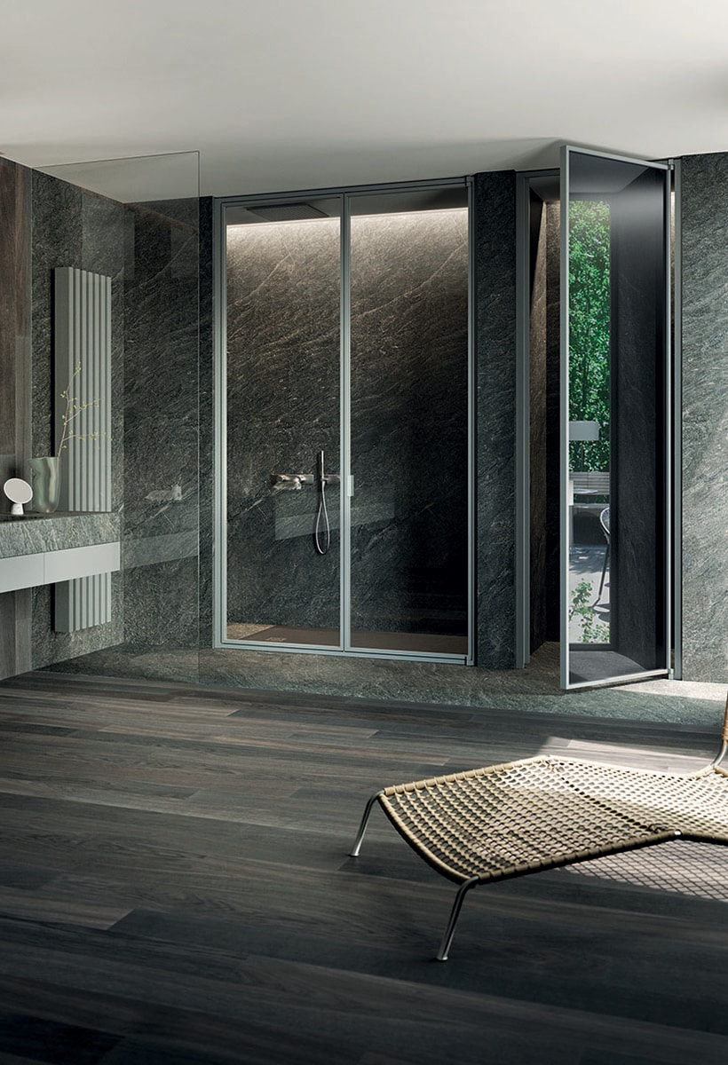 La Suite per il bagno secondo Vismaravetro