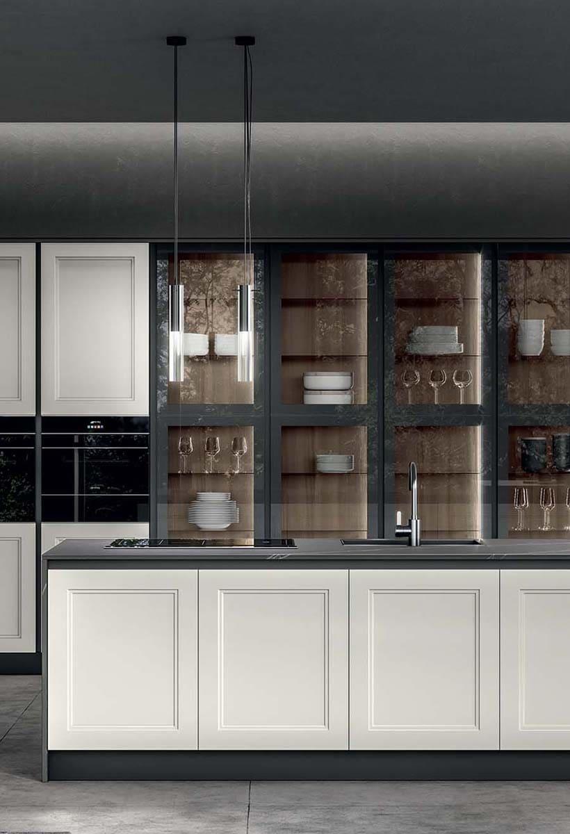 Arredo3: la cucina nell'abitare contemporaneo