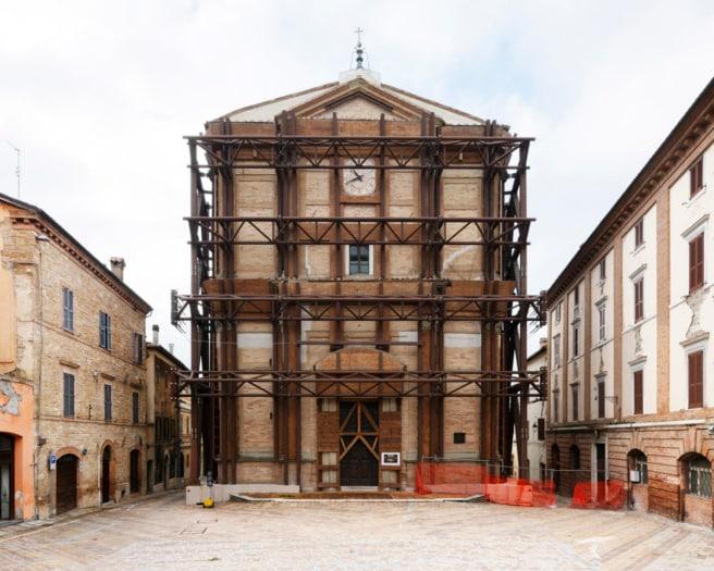 2 Chiesa di Santa Maria in Via, Camerino. 2019 ©Flavia Rossi_2