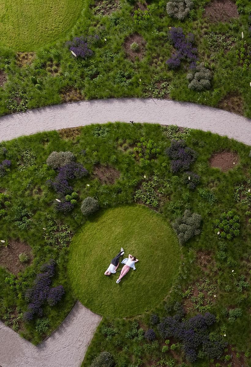 Piet Oudolf: la felicità è in un giardino