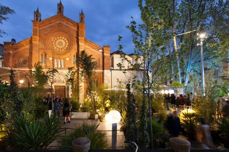 Eventi Fuorisalone 2021 Brera. dOT – design Outdoor Taste
