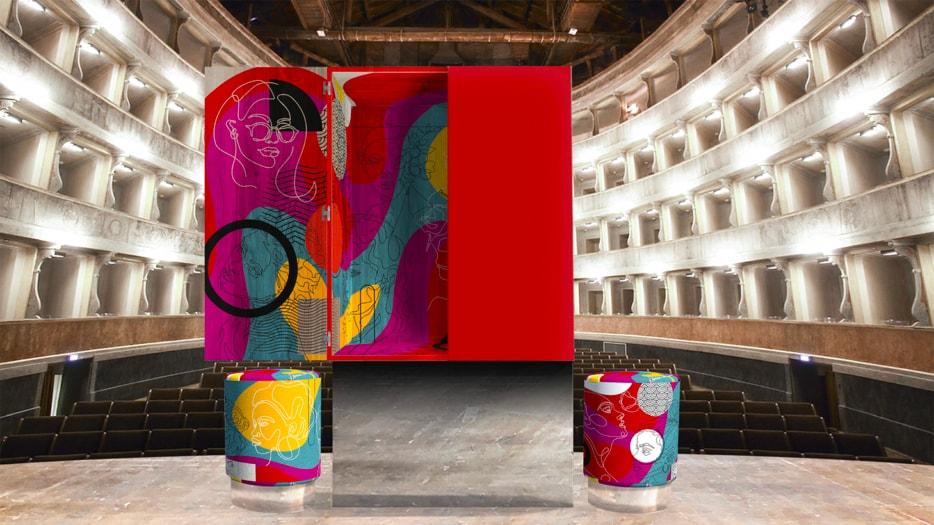 Eventi Fuorisalone 2021 Sipario, Myin, hotel Hyatt Centric Milan Centrale copia