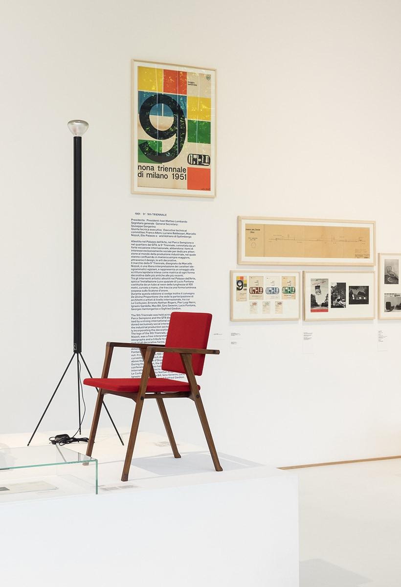 Il Museo del Design della Triennale è diventato un museo parlante