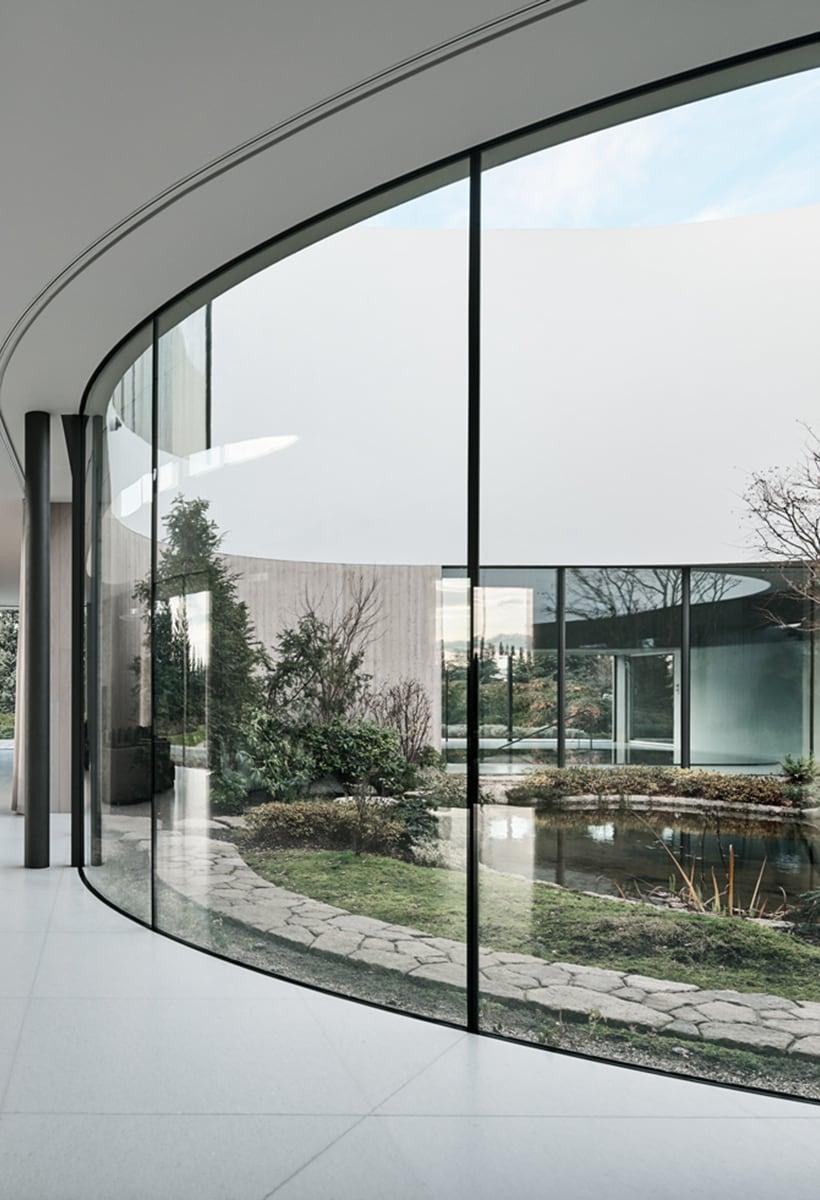 La casa che ri-parte dal giardino