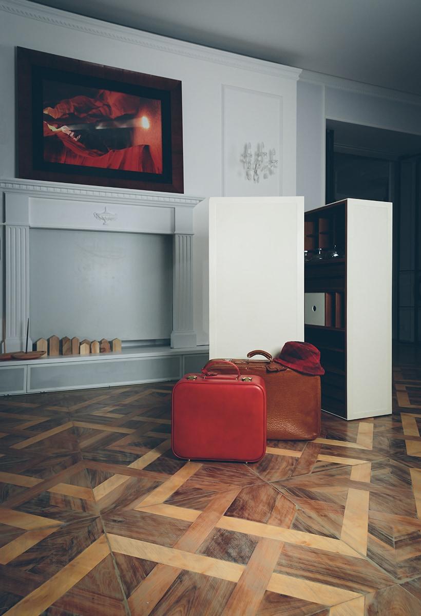 Design con la valigia