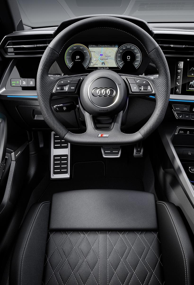 Audi A3 Sportback 40 TFSI e: arriva l'ibrida plug-in