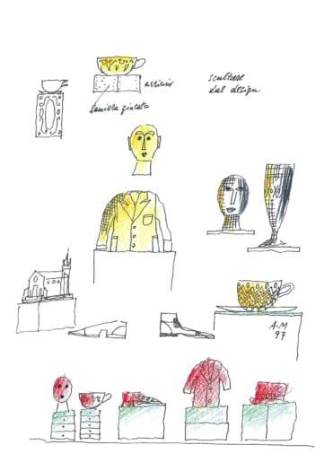 2.Mobili per Uomo_Alessandro Mendini_1997-2008